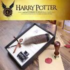 Feather Quill Pen Set With Diary And Seal Wax Harry Potter Movie Souvenir Items