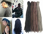 Multicolor Dreadlock 50cm Folded, 20 dreads/10 Hair Extensions Africa Braid