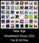 New Age(1) - Mix&Match Music CDs U Pick *NO CASE DISC ONLY*