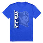 Central Connecticut State University Blue Devils NCAA Ghost Tee T-Shirt