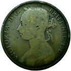 ONE PENNY OF QUEEN VICTORIA /YOUNG BUNHEAD  CHOOSE YOUR DATE! - ONE COIN/BUY!