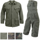Vietnam Jungle Fatigues Military Uniform Vintage Army BDU Ripstop Tactical Cargo