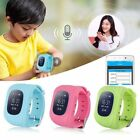 Q50 Monitor Wifi GPS Tracking Device Smart Watch Safety Tracker Telephone Kids