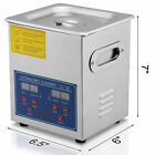 Multi Ultrasonic Cleaner Supplies Jewelry 1.3,2L, 3L, 6L, 10L, 15L, 22L, 30L