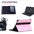 "Universal Folio Leather Flip Case Cover For Android Tablet PC 7"" 8"" 9"" 10"" New"