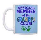 Grandparent Announcement Gift Official Member of the Coffee Mug Tea Cup
