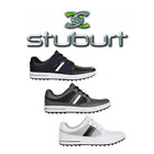 2018 Stuburt Urban Fashion Spikeless Golf Shoes Men's In 3 Colours