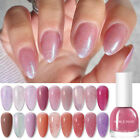 UR SUGAR Glitter Platinum UV Gel Nail Polish Soak Off Purple  Varnish Tools