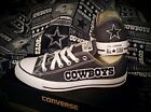 Dallas Cowboys Converse MEN OR WOMEN Sneakers on eBay