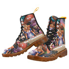 Custom Comfortable And Fashion Women Boots Alice in Wonderland Boots For Girl