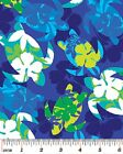 Island Turtles Fabric Sea Ocean Hawaii Tropical 3 Colors Available Cotton New