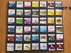 Nintendo DS Games Bundle Collection For Boys & Girls UK PAL Cartridge Only Lot 5