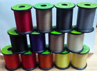 UNI Products, UNI-Thread, Waxed, 8/0, 200 or 50 yard spools, Various Colors
