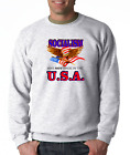 Gildan Long Sleeve T-shirt Patriotic Socialism Was Not Made In The USA