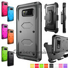 Bumpy Armor Hybrid Back Cover Case For Samsung S7 / S8 / J7 Sky Pro /J3 Emerge