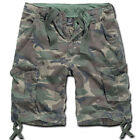Shorts Brandit 2012.10 Urban Legend Army Style Vintage Summer Patrol Woodland