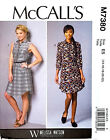 MCCALL'S PATTERN JACKET VEST LOOSE FITTING UNLINED 4 DESIGNS SIZE 6-14 # M7365