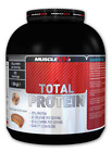 Muscle NH2 TOTAL PROTEIN Blend Creatine & Glutamine ALL IN ONE 1.8kg 4lbs 60 ser