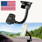 Mpow Car Phone Mount Magnetic Windshield Long Arm Holder For
