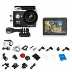 1080P HD Sports Camera WIFI Mini DV Carry Case Bundle Action Camcorder GZ