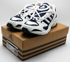 Adidas Men's Vintage 1999 Grind Running Shoe 660215 White/Navy sz. 8