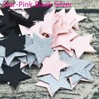 100PCS Romantic Glitter Star Table Decoration Wedding Confetti Party Supplies