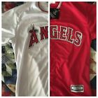 Shohei Ohtani Los Angeles Angels Red and White Home and Away Jersey NWT STITCHED