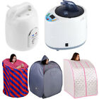 Portable Body Steamer Home Steam Skin Detox Spa Treatment Care Beauty Equipment