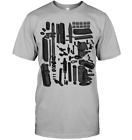 AR-15 Rifle Build Shirt