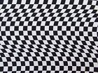 Checkered Flag Fabric Timeless Treasures Quilting Sewing Cotton FQ BTHY BTY