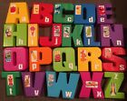 sesame street c is for cookie monster - Sesame Street Alphabet Letters Replacements Tyco 1994 YOU CHOOSE