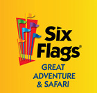 SIX FLAGS GREAT ADVENTURE TICKETS $32.99 /  PARKING $9  A PROMO DISCOUNT TOOL