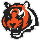 Cincinnati Bengals NFL Color Die Cut Car Vinyl Decal cornhole wall New on eBay