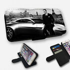 JAMES BOND FAST CAR SLEEK FLIP PHONE CASE COVER WALLET CARD HOLDER (F) $11.91 USD on eBay