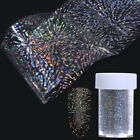 Holographic Flower Nail Foil Decal Dreamcatche Nail Art Transfer Sticker Decor