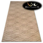 m4 cheap - CHEAP & QUALITY CARPETS FLOW brown Bedroom width 3m 4m 5m Large RUG ANY SIZE