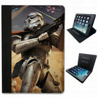 STORMTROOPER STAR WARS EMPIRE FLIP TABLET CASE COVER PROTECTION $35.55 AUD on eBay