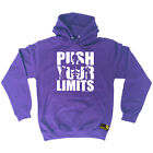Gym Hoodie Push Your Limits hoody bodybuilding training funny Birthday HOODY