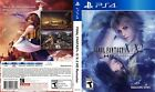 ps4 final fantasy x hd - FINAL FANTASY X / X-2 HD REMASTERED (PLAYSTATION 4 PS4) REPLACEMENT CASE
