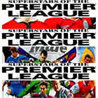 PREMIER League Superstars Football Annual A4 player picture 1997-98 - VARIOUS