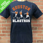 HOUSTON ASTROS, CORREA, SPRINGER, ALTUVE, ***BLASTROS*** T-SHIRT