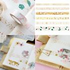 1roll Pink Foil Paper Washi Tape Kawaii Stationery Scrapbooking Decorative Tapes on eBay