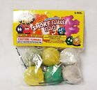 Smoke Balls Bombs Colorful Effect Show Round Bomb Stage Photography Aid Toy Fun