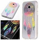 Laser Discolor Ultra Thin Soft TPU Clear Protective Case Cover For PhonesⅠ