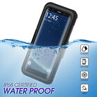 Swimming Waterproof Shockproof Phone Case Cover For Samsung Galaxy S6 EDGE S7 S5