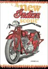 Vintage The New Indian Scout Motorcycle Picture
