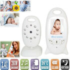 Baby Monitor Night Vision LCD Camera 2 Way Audio System Safety Security Video