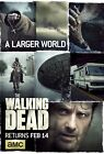 THE WALKING DEAD TV Show PHOTO Print POSTER Series Cast Art Rick Grimes Daryl 32
