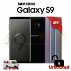 Внешний вид - NEW Samsung GALAXY S9 Black Purple Blue Silver Gold(SM-G960U1, Factory Unlocked)
