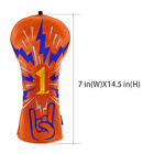 Golf Headcover Wood Driver Cover for Taylormade Callaway Titleist Ping Adams New